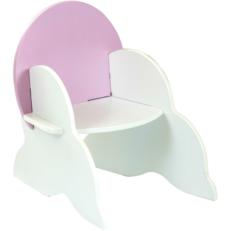 Table et chaise enfant personnalis e roses for Table et chaise bebe 2 ans
