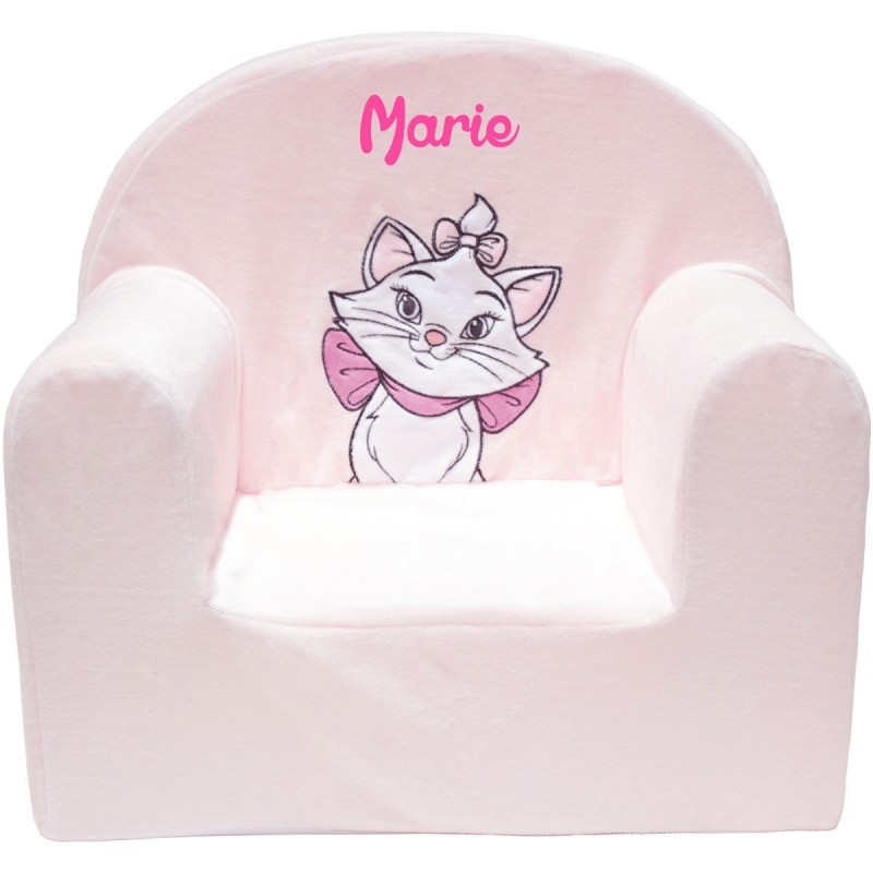 fauteuil club enfant personnalis marie aristochat - Aristochats Marie