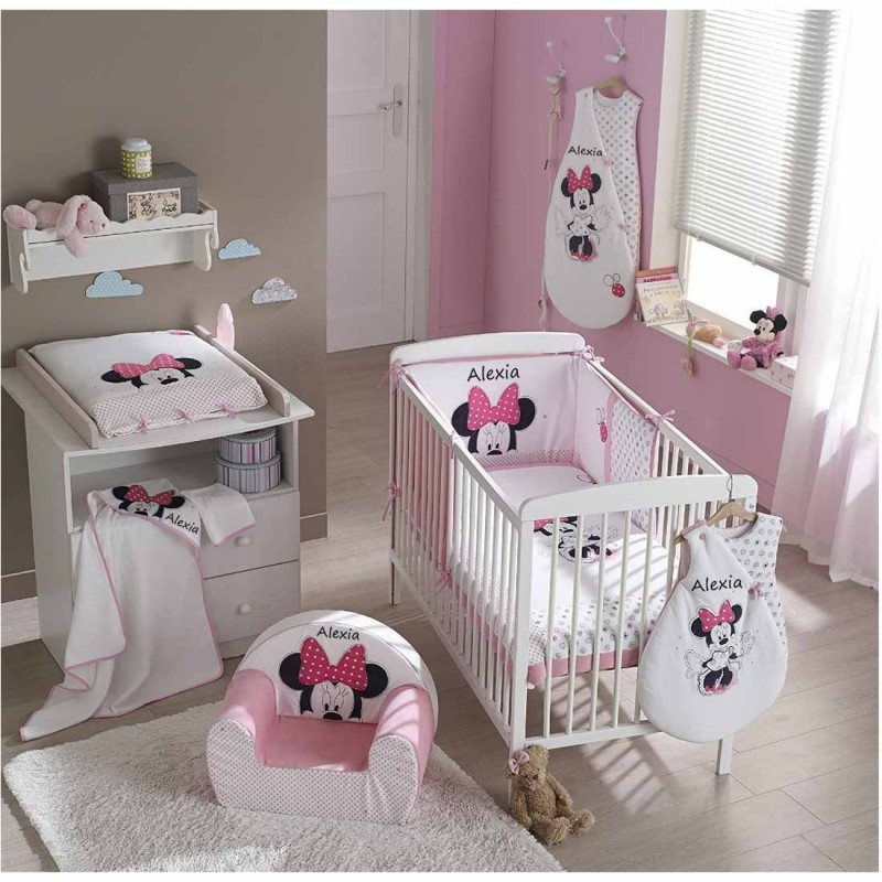 gigoteuse personnalis e volutive 6 36 mois minnie. Black Bedroom Furniture Sets. Home Design Ideas