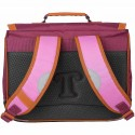 Cartable Tann's 35 cm collector Iconic - Violet / Parme