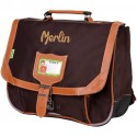 Cartable Tann's 35 cm collector Incontournables - Chocolat