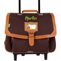 Trolley Tann's 38 cm collector Incontournables - Chocolat